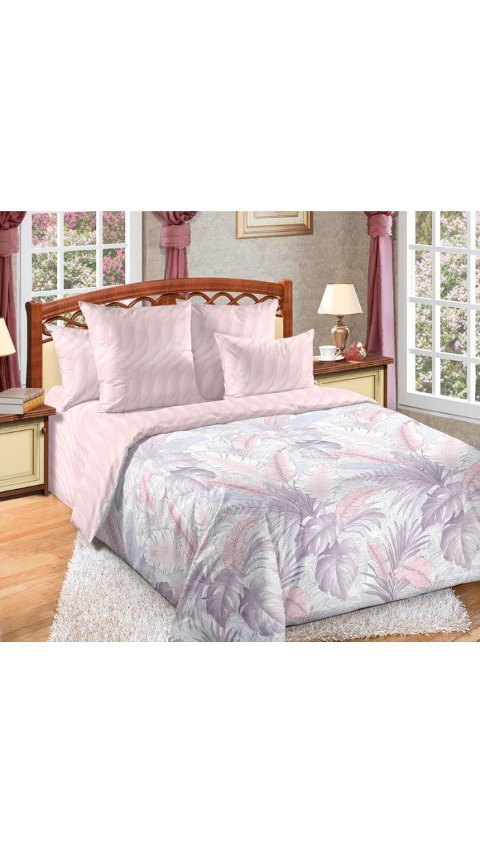 КПБ Перкаль 2-спальное с европростыней. Артикул 006800242