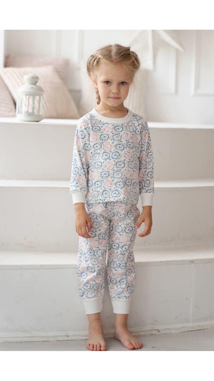 Пижама для девочки . Артикул 026400628