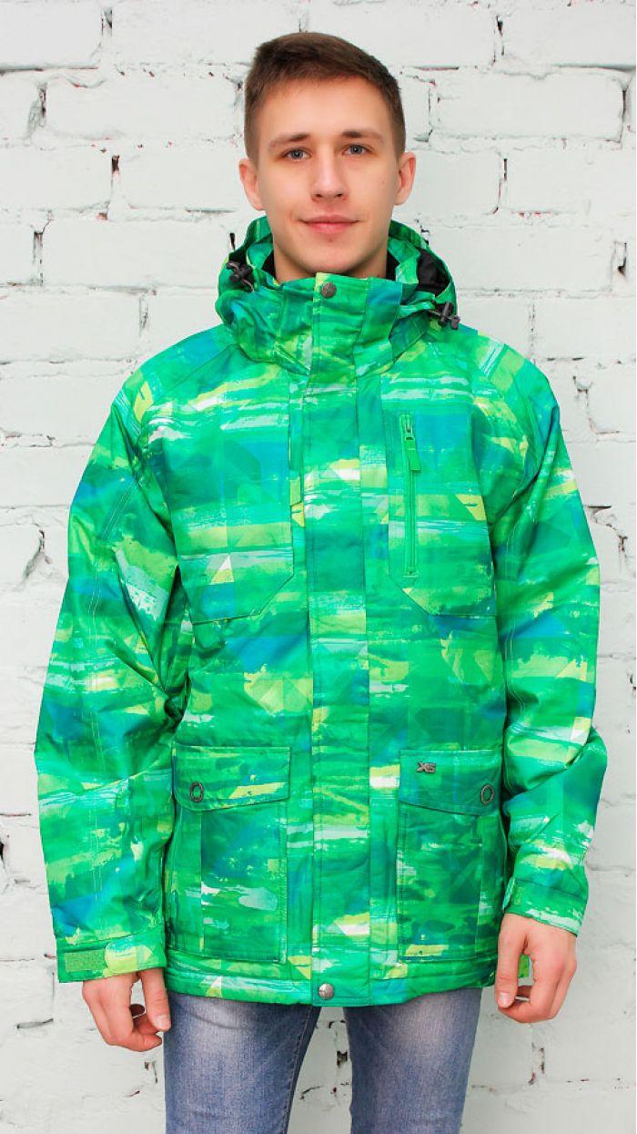 Куртка горнолыжная мужская. Артикул 049400111
