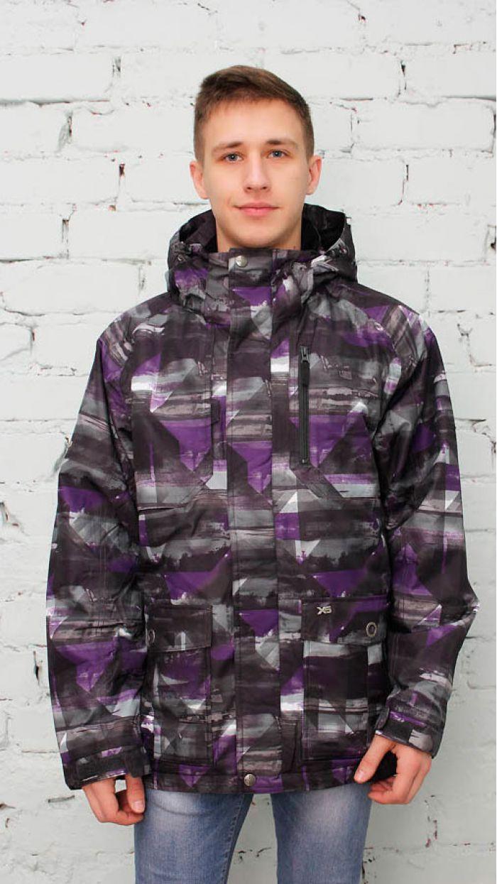 Куртка горнолыжная мужская. Артикул 049400113