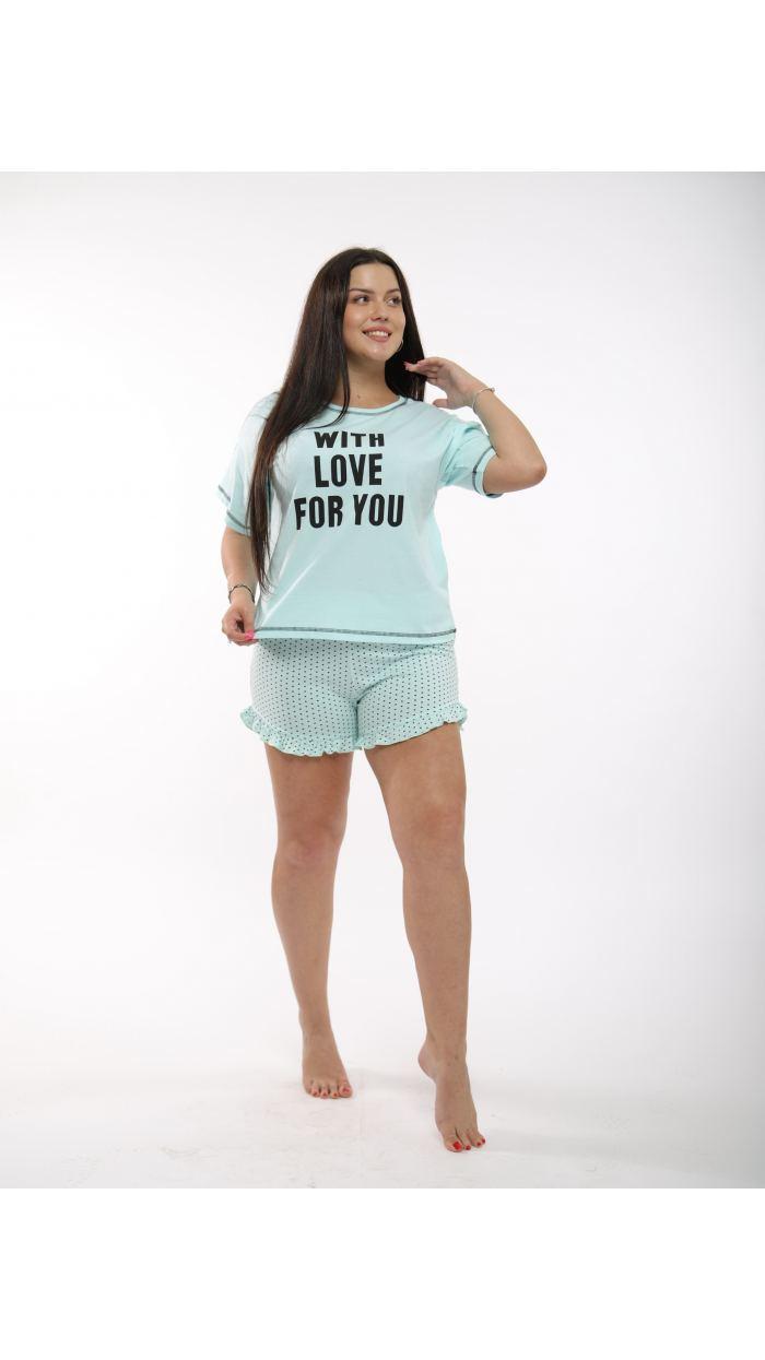 Пижама женская. Артикул 083000844
