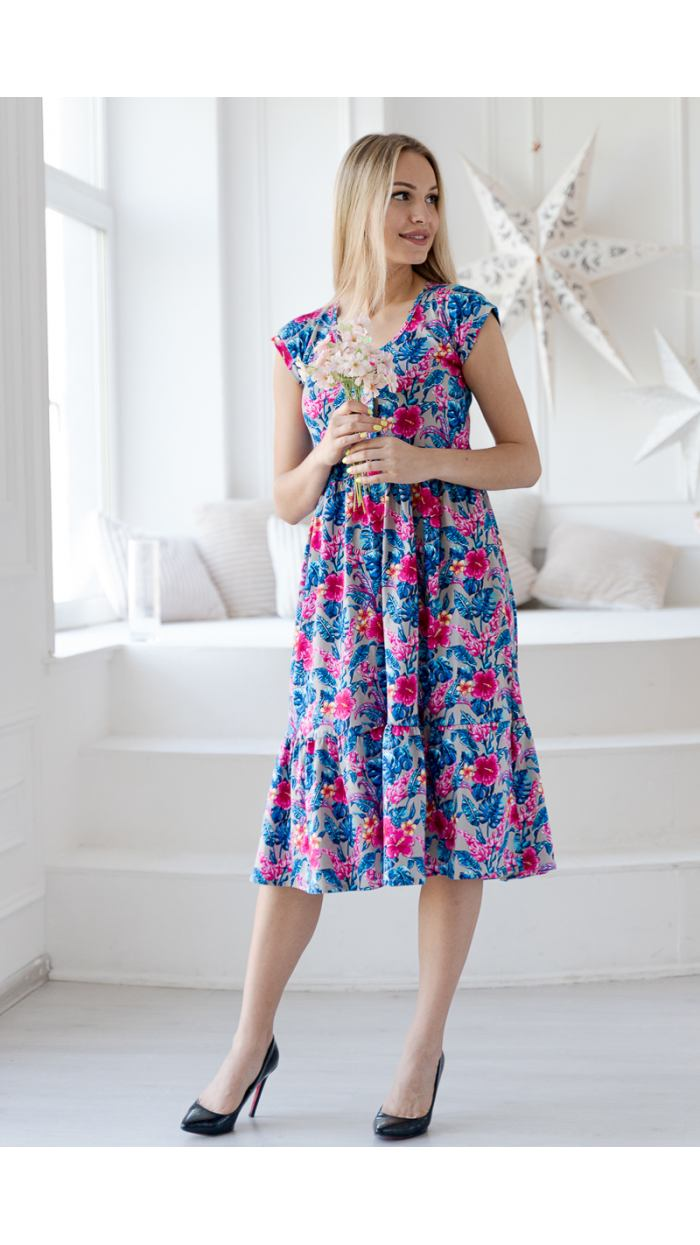 Платье женское. Артикул 087400891