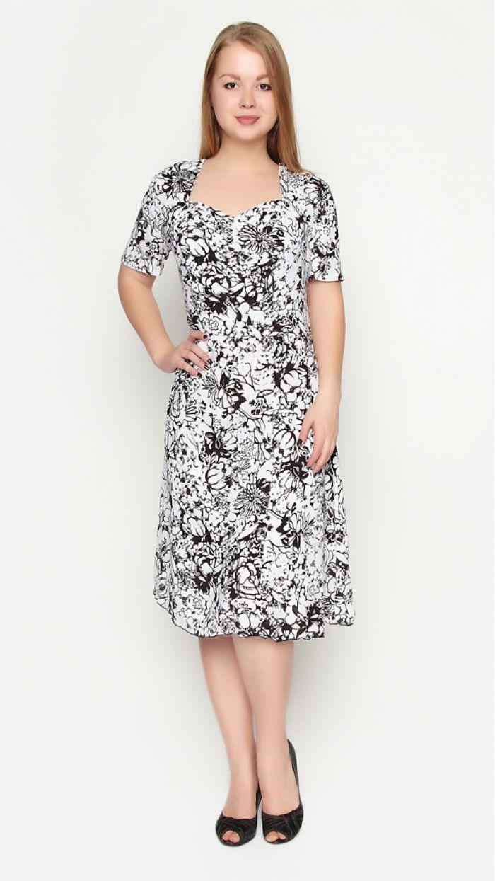 Платье женское. Артикул 14887