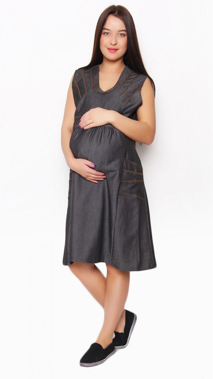 Сарафан для беременных. Артикул 34145