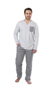 Купить Пижама мужская 000100045 в розницу