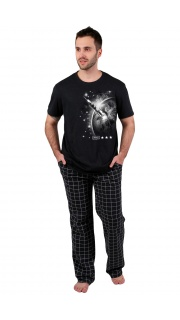 Купить Пижама мужская 000100049 в розницу