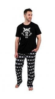 Купить Пижама мужская 000100050 в розницу