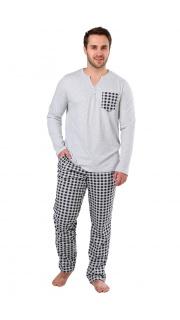 Купить Пижама мужская 000100057 в розницу