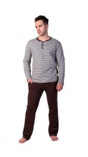 Купить Пижама мужская 000100058 в розницу