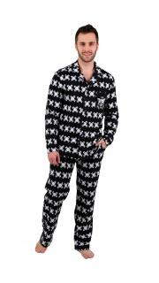 Купить Пижама мужская 000100061 в розницу