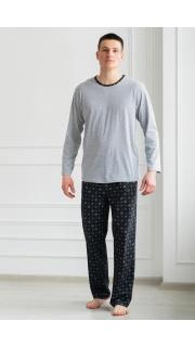 Купить Пижама мужская  000100067 в розницу