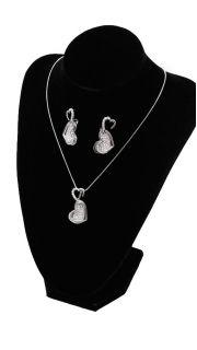 Купить Гарнитур: ожерелье и серьги 000200092 в розницу