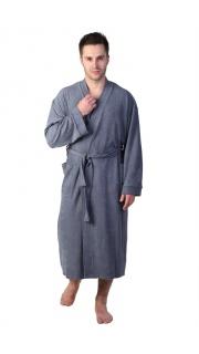 Купить Халат мужской махровый 001100017 в розницу