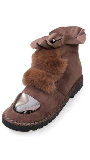 Купить Ботинки женские 001900593 в розницу