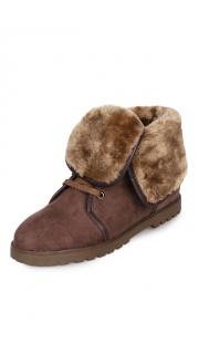 Купить Ботинки утепленные 001900649 в розницу
