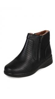 Купить Ботинки утепленные женские 001900657 в розницу