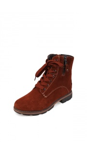 Купить Ботинки утепленные женские 001900658 в розницу