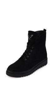 Купить Ботинки утепленные женские 001900660 в розницу
