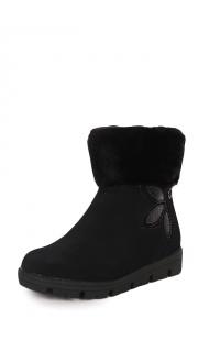 Купить Ботинки утепленные 002100283 в розницу
