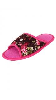 Купить Тапочки домашние женские 002701067 в розницу
