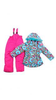 Купить Куртка + полукомбинезон 004900041 в розницу