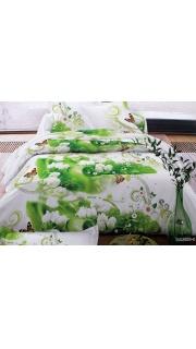 Купить КПБ 2х-спальное ПОЛИСАТИН 006700373 в розницу