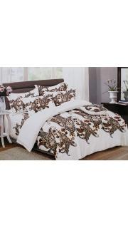 Купить КПБ 2х-спальное ПОЛИСАТИН 006700413 в розницу