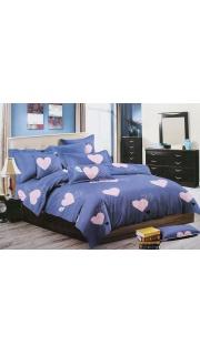 Купить КПБ 2х-спальное ПОЛИСАТИН 006700414 в розницу