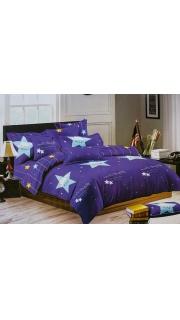Купить КПБ 2х-спальное ПОЛИСАТИН 006700417 в розницу