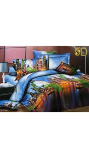 Купить КПБ 2х-спальное ПОЛИСАТИН 006700432 в розницу