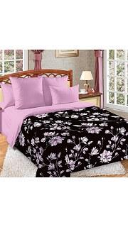 Купить КПБ Перкаль 2-спальное с европростыней 006800204 в розницу