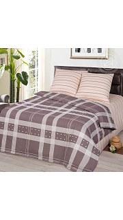 Купить КПБ Бязь 2-спальное с европростыней 006800207 в розницу