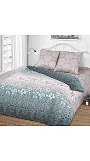 Купить КПБ Бязь 2-спальное с европростыней 006800208 в розницу