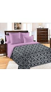 Купить КПБ Перкаль 2-спальное с европростыней 006800210 в розницу
