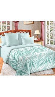 Купить КПБ Перкаль 2-спальное с европростыней 006800217 в розницу