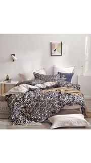 Купить КПБ Сатин 2-спальное с европростыней 006800223 в розницу