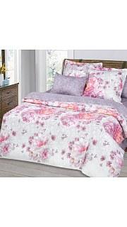 Купить КПБ Сатин Premium 2-спальное с европростыней 006800232 в розницу