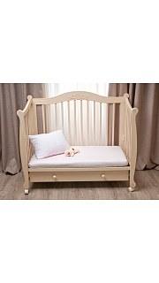 Купить Простынь на резинке в дет. кроватку 007100041 в розницу