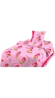 Купить Постельное бельё в маленькую кроватку Бязь 007300031 в розницу