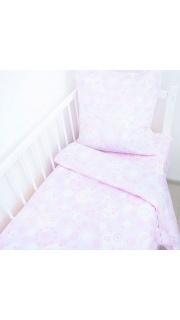 Купить КПБ Бязь в кроватку 007300078 в розницу