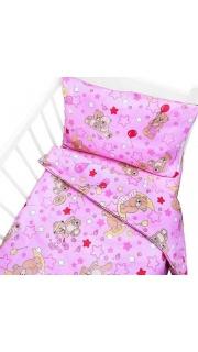 Купить КПБ Бязь в кроватку 007300081 в розницу