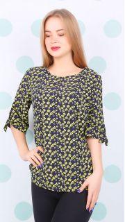 Купить Блузка женская 015100154 в розницу