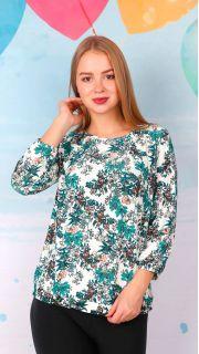 Купить Блузка женская 015100182 в розницу