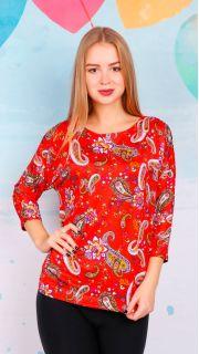 Купить Блузка женская 015100185 в розницу