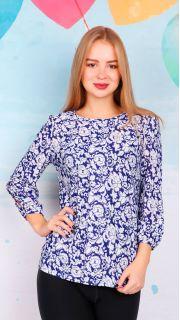 Купить Блузка женская 015100187 в розницу