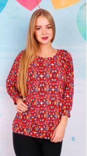 Купить Блузка женская 015100195 в розницу