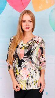 Купить Блузка женская 015100198 в розницу