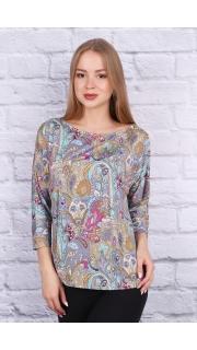 Купить Блузка женская 015100218 в розницу