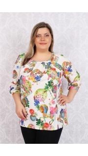 Купить Блузка женская 015100220 в розницу