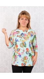 Купить Блузка женская 015100242 в розницу